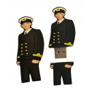 USB Figure Navy