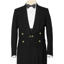 RN Senior Rates Male Mess Dress